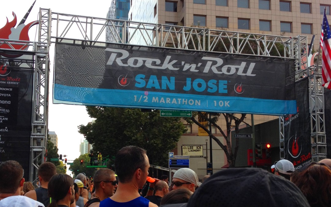 Rock & Roll Half Marathon
