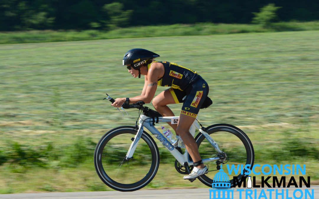 The Inaugural Wisconsin Milkman 70.3 Triathlon